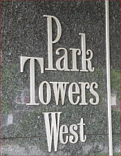 Park Towers West # 107 21215