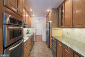 kitchen at 6300 red cedar pl